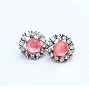 Boutique Coral Earrings